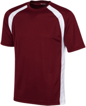 Eaton Rapids Middle School Greyhounds Mens Performance Colorblock T-Shirt