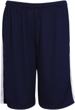 Summit High School Skyhawks Dri-Gear Colorblocked Short