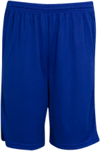 Cornerstone Christian Academy Cougars Dri-Gear Colorblocked Short
