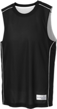 Calvary Christian School Children With Crosses Mesh Reversible Sleeveless Jersey