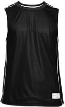 North Buncombe High School Black Hawks Adult Mesh Sleeveless T-Shirt