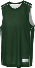 North Sound Christian Schools Lions Mesh Reversible Sleeveless Jersey