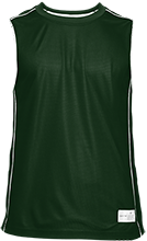 Saddlebrook Prep School Spartans Adult Mesh Sleeveless T-Shirt