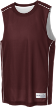 Pliocene Ridge High School Pioneers Mesh Reversible Sleeveless Jersey