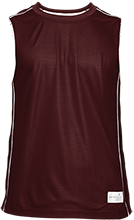 Belleville West HS Maroons Youth Mesh Sleeveless T-Shirt
