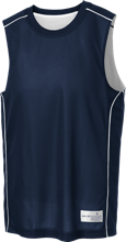 Bordeaux Elementary School Bulldogs Mesh Reversible Sleeveless Jersey