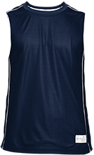 Brookfield East High School Spartans Adult Mesh Sleeveless T-Shirt
