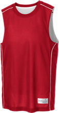 Grafton Kennedy Elementary School Polar Bears Mesh Reversible Sleeveless Jersey