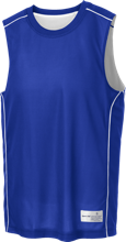 Zia Elementary School Thunderbirds Mesh Reversible Sleeveless Jersey