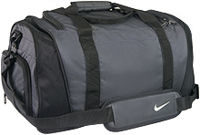 Sussex County Technical School Mustangs Nike Medium Duffel