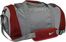 Ashley Elementary Magnet Bulldogs Nike Medium Duffel