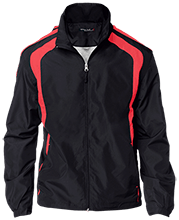 Meskwaki High School Warriors Tall Personalized Jersey-Lined Jacket