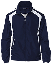 North Sunflower Athletics Tall Personalized Jersey-Lined Jacket
