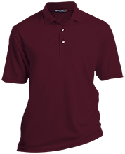 Shepherd Of The Valley Lutheran Tall Dri-Mesh Short Sleeve Polos