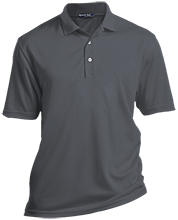 New Holland - Middletown School Mustangs Tall Dri-Mesh Short Sleeve Polos