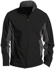 EVIT Tall Colorblock Soft Shell Jacket