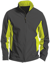 Tall Colorblock Soft Shell Jacket