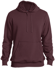 Johnson College Prep Pumas Tall Pullover Hoodie