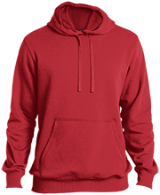 Meskwaki High School Warriors Tall Pullover Hoodie