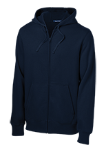 Maranatha Baptist Academy Crusaders Tall Embroidered Zip Up Hoodie