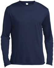 North Sunflower Athletics Tall Long Sleeve Moisture Absorbing Shirt