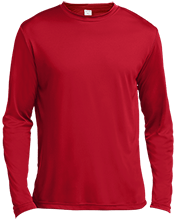 Tall Long Sleeve Moisture Absorbing Shirt
