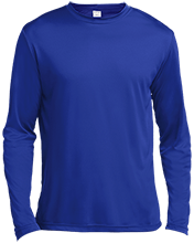 Malverne High School Tall Long Sleeve Moisture Absorbing Shirt