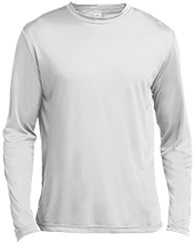 Shepherd Of The Valley Lutheran Tall Long Sleeve Moisture Absorbing Shirt