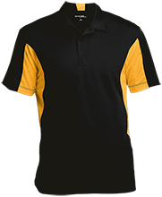Del Val Wrestling Wrestling Tall Colorblock Performance Polo