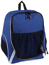 Lincoln South School Mustangs Team 365 Equipment Bag