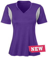 Rumson-Fair Haven H S Bulldogs Team 365 Ladies' All Sport Jersey