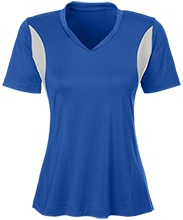 Milford Middle School Buccaneers Team 365 Ladies All Sport Jersey