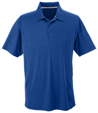 Thunderbird Christian Elementary School Trees Team 365 Men's Performance Polo