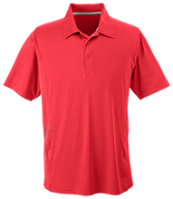 Pandora-Gilboa Elementary School Rockets Team 365 Men's Performance Polo