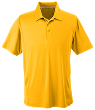 Sterling High School Golden Warriors Team 365 Men's Performance Polo