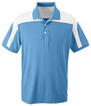 Bryant Elementary School Colts Team 365 Colorblock Polo