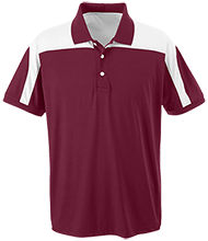 West Side Pirates Athletics Team 365 Colorblock Polo