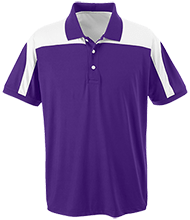 Deep Creek Alumni Hornets Team 365 Colorblock Polo