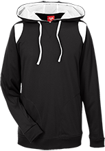 Softball Team 365 Colorblock Poly Hoodie