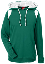 Damonte Ranch High School Mustangs Team 365 Colorblock Poly Hoodie