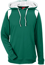 Walker Butte K-8 School Coyotes Team 365 Colorblock Poly Hoodie
