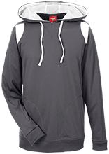 Rock Springs Middle School School Team 365 Colorblock Poly Hoodie