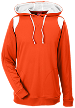 Fowler School Tigers Team 365 Colorblock Poly Hoodie