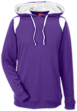 Bayfield High School Wolverines Team 365 Colorblock Poly Hoodie