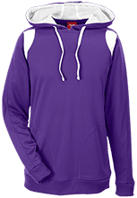 Deep Creek Alumni Hornets Team 365 Colorblock Poly Hoodie