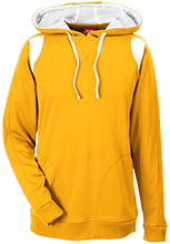 St. Francis Indians Football Team 365 Colorblock Poly Hoodie