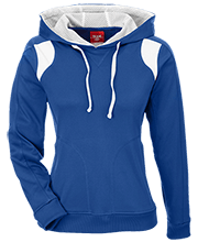 Our Lady Of The Gardens School School Team 365 Ladies Colorblock Poly Hoodie