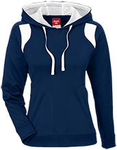Clearwater Junior Academy School Team 365 Ladies Colorblock Poly Hoodie