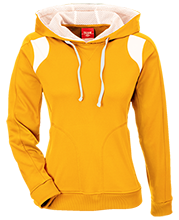 Central Elementary School Lion Cubs Team 365 Ladies' Colorblock Poly Hoodie