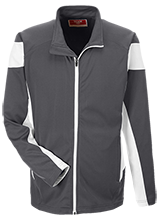 Hesser College School Team 365 Performance Colorblock Full Zip
